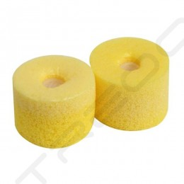 Shure EAYLF1 Yellow Sleeve Foam Eartips