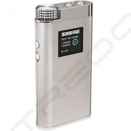 Shure SHA900 Portable Headphone Amplifier & USB DAC