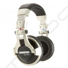 Shure SRH750DJ Over-the-Ear DJ Headphone