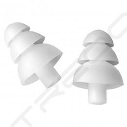 Shure EATFL1-6 Triple Flange Silicone Eartips