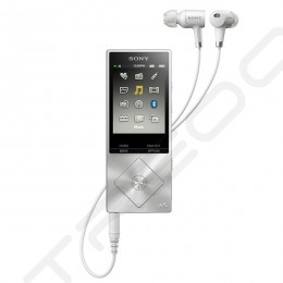 Sony NWZ-A26HN Digital Audio Player - Silver