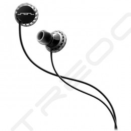 SOL Republic Relays Sport In-Ear Earphone with Mic for iOS - Black