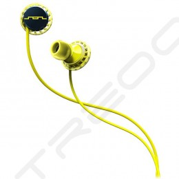 SOL Republic Relays Sport In-Ear Earphone with Mic for Android - Lemon Lime