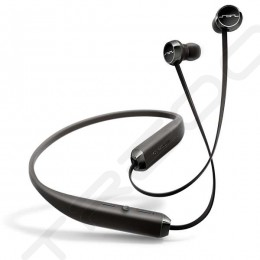 SOL Republic Shadow Wireless Bluetooth Neckband In-Ear Earphone - Shadow Black