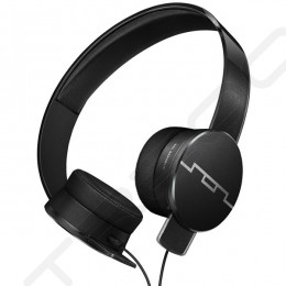 SOL Republic Tracks HD2 Over-the-Ear Headphone with Mic - Black
