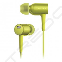 Sony MDR-EX750NA Noise-Cancelling In-Ear Earphone with Mic - Yellow