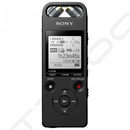 Sony ICD-SX2000 Portable Digital Audio & Voice Recorder - Black