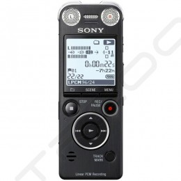 Sony ICD-SX734 Portable Digital Audio & Voice Recorder