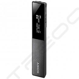 Sony ICD-TX650 Portable Digital Voice Recorder - Black