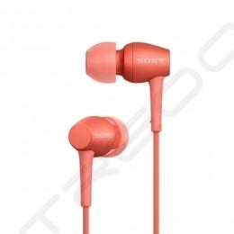 Sony IER-H500A h.ear in 2 In-Ear Earphone with Mic - Twilight Red