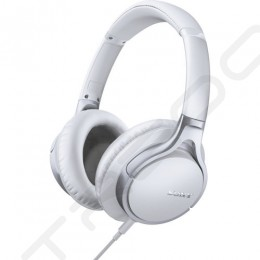 Sony MDR-10R Over-the-Ear Headphone with Mic - White