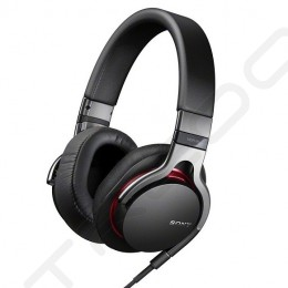 Sony MDR-1R On-Ear Headphone with Mic - Black