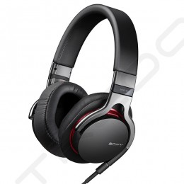 Sony MDR-1RMK2 Over-the-Ear Headphone with Mic - Black