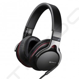 Sony MDR-1RNC Noise-Cancelling On-Ear Headphone with Mic