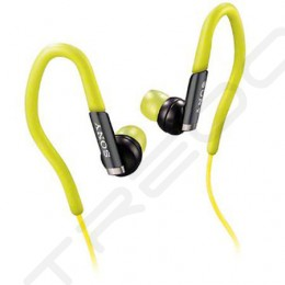 Sony MDR-AS41EX In-Ear Earphone - Yellow