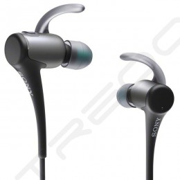 Sony MDR-AS800BT Wireless Bluetooth In-Ear Earphone with Mic - Black