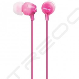 Sony MDR-EX15LP In-Ear Earphone - Pink