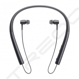 Sony MDR-EX750BT Wireless Bluetooth Neckband In-Ear Earphone with Mic - Charcoal Black