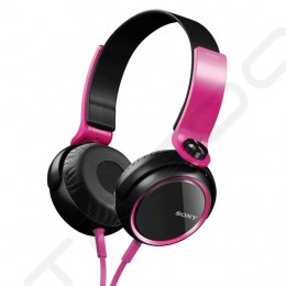 Sony MDR-XB400 Extra Bass On-Ear Headphone - Pink