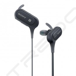 Sony MDR-XB50BS Wireless Bluetooth In-Ear Earphone with Mic - Black