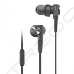 Sony MDR-XB55AP In-Ear Earphone with Mic - Black