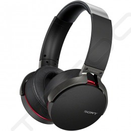 Sony MDR-XB950BT Wireless Bluetooth Over-the-Ear Headphone with Mic - Black
