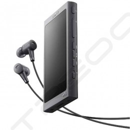 Sony NW-A36HN Digital Audio Player - Charcoal Black