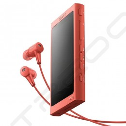 Sony NW-A46HN Digital Audio Player - Twilight Red