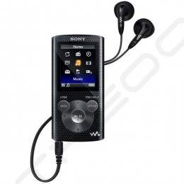 Sony NWZ-E384 Walkman Digital Audio Player - Black