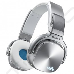 Sony NWZ-WH505 3-in-1 Walkman Speaker On-Ear Headphone - Silver
