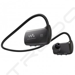 Sony NWZ-WS615 Waterproof Walkman Neckband Wireless Bluetooth In-Ear Earphone - Black