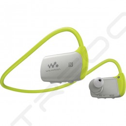 Sony NWZ-WS615 Waterproof Walkman Neckband Wireless Bluetooth In-Ear Earphone - Green