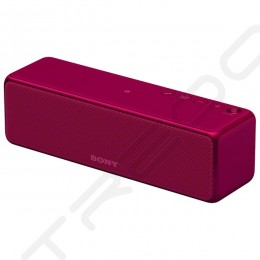 Sony SRS-HG1 Wireless Bluetooth Portable Speaker - Bordeaux Pink