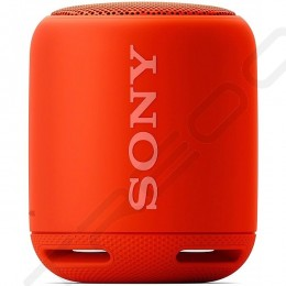 Sony SRS-XB10 Extra Bass Wireless Bluetooth Portable Speaker - Red