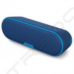 Sony SRS-XB2 Wireless Bluetooth Portable Speaker - Blue