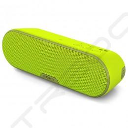 Sony SRS-XB2 Wireless Bluetooth Portable Speaker - Light Green