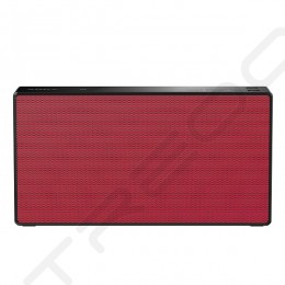 Sony SRS-X55 Portable Bluetooth Wireless Speaker - Red
