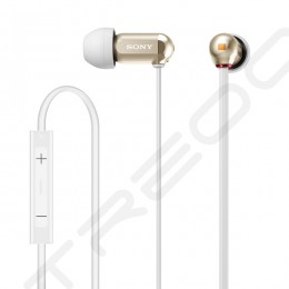 Sony XBA-10IP In-Ear Earphone with Mic