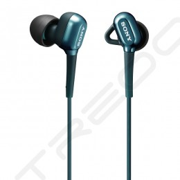 Sony XBA-C10 In-Ear Earphone - Green