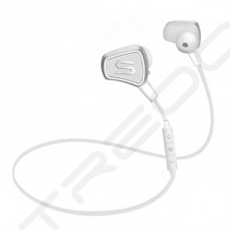 Soul by Ludacris Impact Wireless Bluetooth In-Ear Earphone with Mic - White