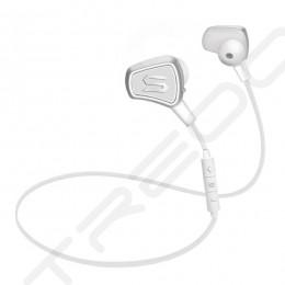 Soul by Ludacris Impact Wireless Bluetooth In-Ear Earphone with Mic - White
