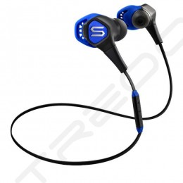 Soul by Ludacris Run Free Pro Wireless Bluetooth In-Ear Earphone with Mic - Electric Blue