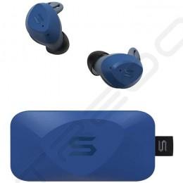 SOUL S-FIT True Wireless Bluetooth In-Ear Earphone with Mic - Blue