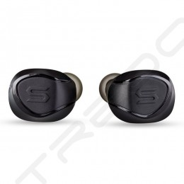Soul X-SHOCK Waterproof True Wireless Bluetooth In-Ear Earphone with Mic - Black