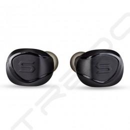 Soul X-SHOCK Waterproof True Wireless Bluetooth In-Ear Earphone with Mic - Black