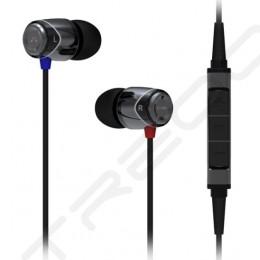 SoundMAGIC E10M In-Ear Earphone with Mic - Silver