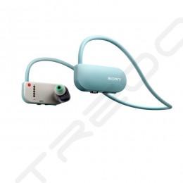 Sony SSE-BTR1 Smart B-Trainer Waterproof Walkman Neckband Wireless Bluetooth In-ear Earphones - Blue