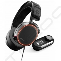 SteelSeries Arctis Pro + GameDAC Over-the-Ear Gaming Headset with Mic