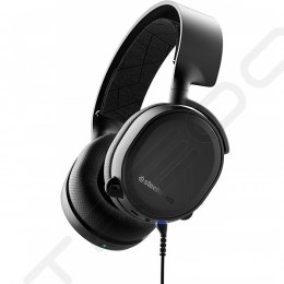 SteelSeries Arctis 3 Bluetooth Wireless Bluetooth Over-the-Ear Gaming Headset with Mic