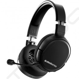 SteelSeries Arctis 1 Wireless 2.4GHz Over-the-Ear Gaming Headset with Mic